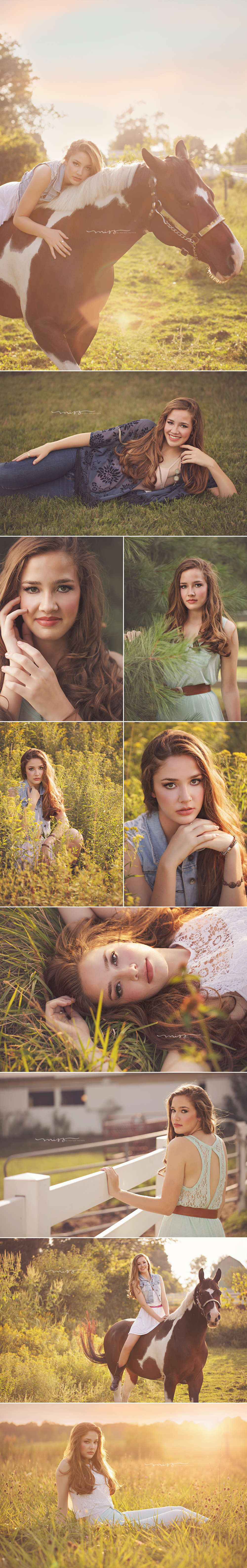 Ann Arbor Senior Photos | Lysette 2