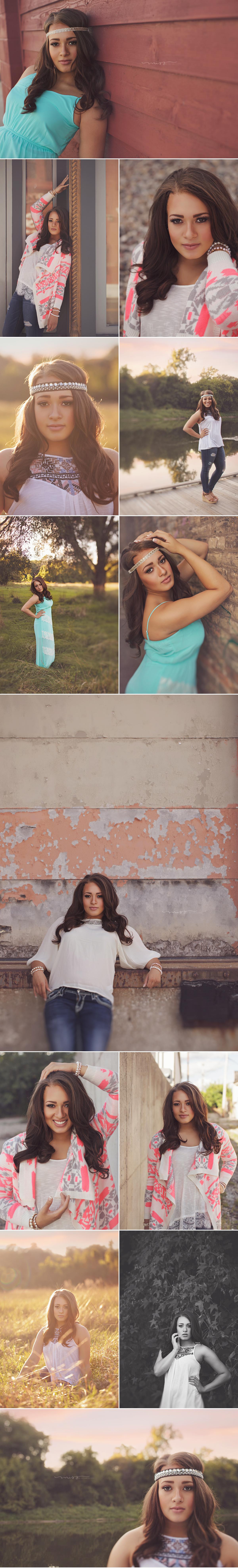 Bay City Michigan Senior Photography | Miss by Marissa 1