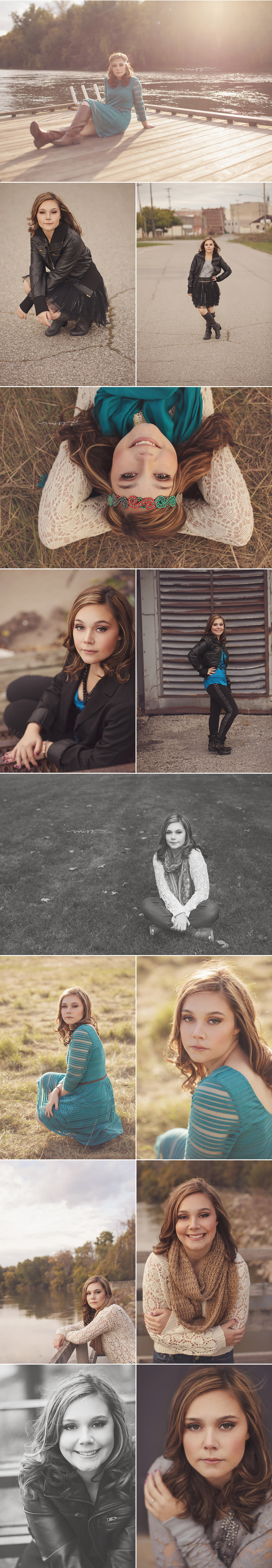 Caro Michigan Senior Photographer | Miss by Marissa | Savannah 2